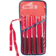 "Proto® 5 Pieces Long Drive Pin Punch Set, 1/4 - 7/32"", Alloy Steel"