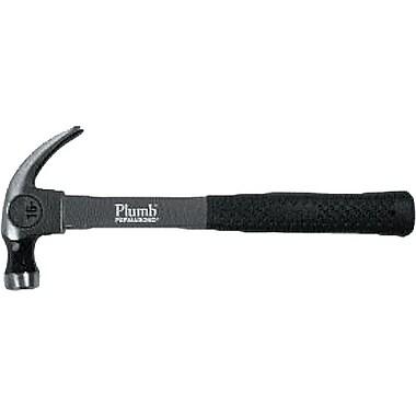 Cooper Hand Tools Plumb® Curve Claw Hammer, 13