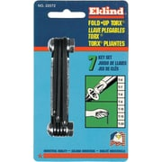Torx® 7 Pieces Medium Arm Torx Key Set, T-10-T-40