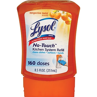 Lysol® No Touch™ Kitchen System, Tangerine Orange Refills