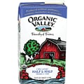 Organic Valley Half & Half Creamer, 1 Liter
