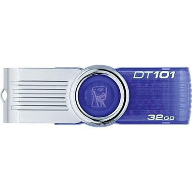 Kingston DataTraveler 101 G2 32GB USB 2.0 USB Flash Drive (Purple)
