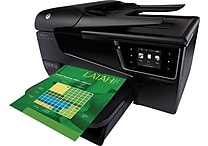 HP OfficeJet 6600 Refurbished e-All-in-One Printer Includes Full Ink Cartridge