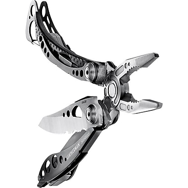 Leatherman® Skeletool™ Multi-Purpose Tool, 4-inch Closed, 2.6-inch Blade, 154CM Stainless Steel