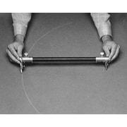 Contour Curv-O-Mark® Trammel Head, Aluminum