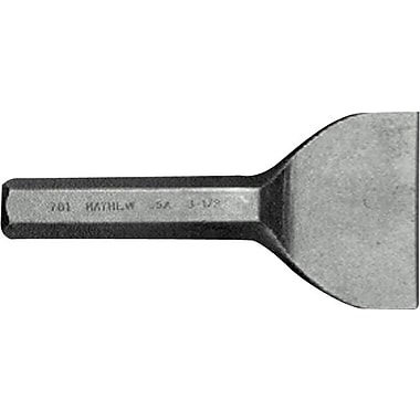 Mayhew™ Tools Mason Chisel, 3in. Tip Size, 7/8in. Shank