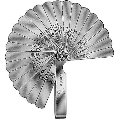 Proto® Short Blade Feeler Gauge Set
