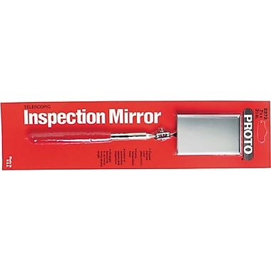 Proto® Round Inspection Mirror, 2 1/4-inch Diameter