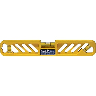 Empire® Polycast® Spirit Torpedo I-Beam Level, 9-inch Length