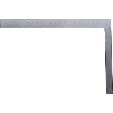 Stanley® Carpenter's Framing Square, 24 in (L) x 2 in (W) x 0.1 in (T) Blade