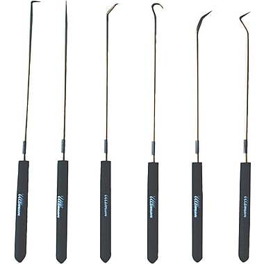 Ullman 6 Pieces Individual Hook and Pick Set