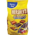 Hershey's® Miniatures Chocolate Candy Bars, 40 oz. Bag