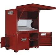 Jobox EZ-Loader® Heavy Duty Field Office Field Office Box, 80 in (H) x 63 in (W) x 42 in (D)