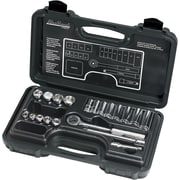 Blackhawk® 20 Pieces 12 Point Standard Socket Set, 3/8 in Drive
