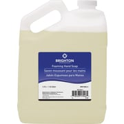 Brighton Professional R710001-A-CC Honey Almond Foam Hand Soap, 1 gal, 4 Bottles/Case