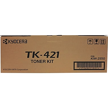 Kyocera Mita TK-421 Black Toner Cartridge