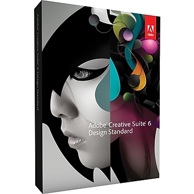Adobe Creative Suite 6 Design Standard for Windows [Boxed]