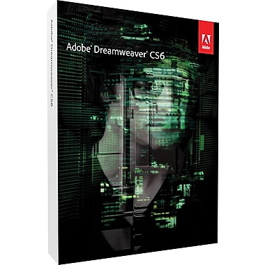 Adobe Dreamweaver CS6 for Mac [Boxed]