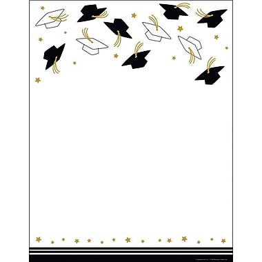 Great Papers­­® Hat Toss Letterhead