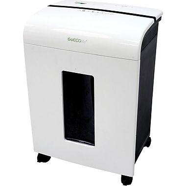 GoECOlife GMW100P Limited Edition 10-Sheet Micro-Cut Shredder