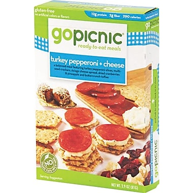GoPicnic® Ready-To-Eat-Meals