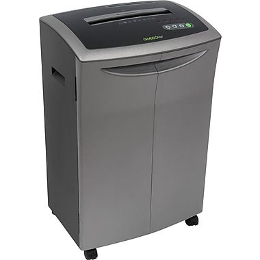 GoECOlife GXC120Ti Platinum Series 12-Sheet Cross-Cut Shredder