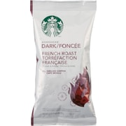 Starbucks® French Roast Ground Coffee, Regular, 2.5 oz., 18 Packets