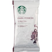 Starbucks® Sumatra Ground Coffee, Regular, 2.5 oz., 18 Packets