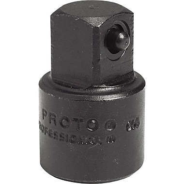 Proto® Plain Impact Socket Adapter, 3/4 in Female x 1/2 in Male, 2 1/8 in (L)