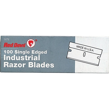 Red Devil® Single Edge Razor Blade