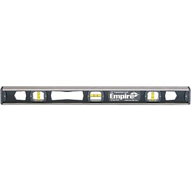Empire® Unitek™ Series 580 Builders Spirit I-Beam Level, 72-inch Length