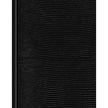 Blueline Executive Journal, Black, 8-1/2in. x 11in.