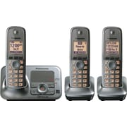 Panasonic KX-TG4133M DECT 6.0 Cordless Telephone with Digital Answering System