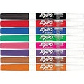 Expo® Low Odor Fine Tip Dry-Erase Markers, Assorted, 8 Pack