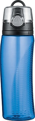 Intak by Thermos Hydration Bottle with Meter Blue 24oz