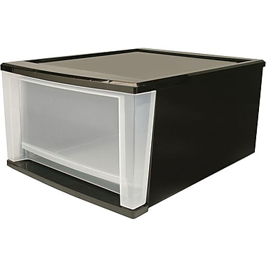 Iris® 17 Qt. Stacking Drawer