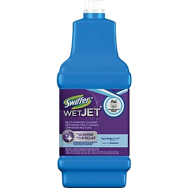 Swiffer® Wet Jet Complete Solution Refill, 42.2 oz.