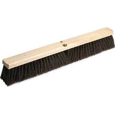 O'Dell® Stiff Polypropylene Floor Brush Head, 36