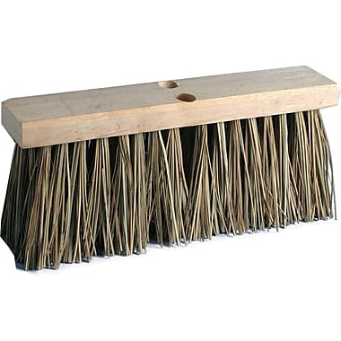 O'Dell 16in. Palmyra Stalk Street Broom