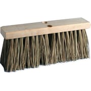 "O'Dell® 16"" Palmyra Stalk Street Broom"