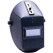 Jackson Huntsman® Series W20 400 Welding Helmet, 2 in (W) x 4 1/4 in (L) Window, Black, Glass Holder