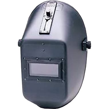 Jackson Huntsman® Series W10 900 Passive Welding Helmet, 2 in (W) x 4 1/4 in (L) Window, Shade, Black