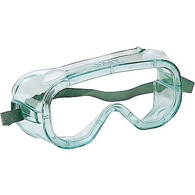 Anchor Brand® Stationary Grinding/Finishing Safety Goggles, Clear, Direct Ventilation