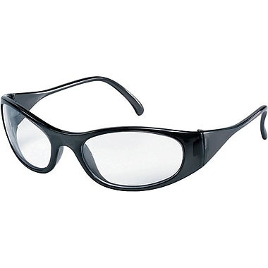 MCR Safety ANSI Z87.1 Frostbite2® Safety Glasses, Indoor/Outdoor Clear Mirror