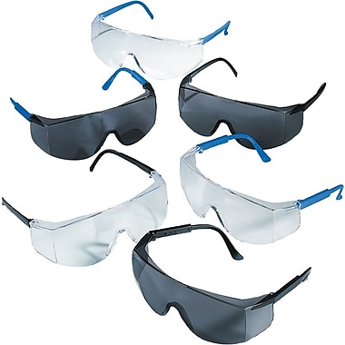 MCR Safety ANSI Z87.1 Tacoma® Safety Glasses, Clear
