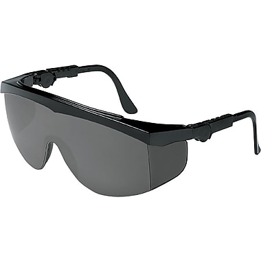 MCR Safety ANSI Z87.1 Tomahawk® Safety Glasses, Clear/Blue
