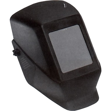 Shadow® Series W10 Passive Welding Helmet, 4 1/2 in (W) x 5 1/4 in (L) Window, #10 Shade, Blue