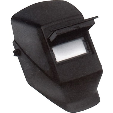 Shadow® Series W10 Passive Welding Helmet With 187 Blade, 2 in (W) x 4 1/4 in (L) Window, #10 Shade