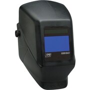 Jackson® EQC® Executive® Series W50 Welding Helmet, 2 3/8 in (W) x 3 3/4 in (L) Window, #9 - 12 Shade, Black
