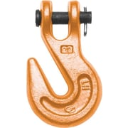 Campbell® Series 473 Fixed Hoisting Grab Hook, 3/8 in, 1/2 in Opening, 7100 lbs.